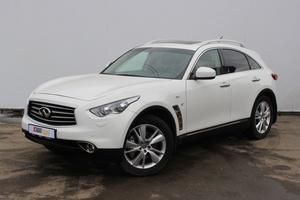 Авто Infiniti QX70, 2013 года выпуска, цена 1 800 000 руб., Нижний Новгород