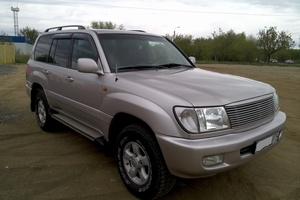 Автомобиль Toyota Land Cruiser, отличное состояние, 1998 года выпуска, цена 975 000 руб., Челябинск