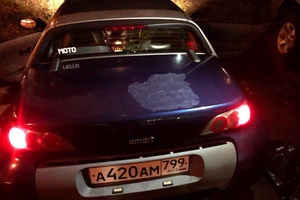 Автомобиль Smart Roadster, отличное состояние, 2006 года выпуска, цена 400 000 руб., Москва