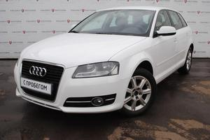 Подержанный автомобиль Audi A3, отличное состояние, 2012 года выпуска, цена 599 000 руб., Москва