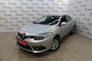Авто Renault Fluence, 2014 года выпуска, цена 490 000 руб., Санкт-Петербург