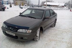 Подержанный автомобиль Nissan Primera, хорошее состояние, 1998 года выпуска, цена 130 000 руб., Смоленская область