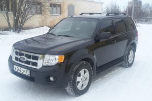 Автомобиль Ford Escape, хорошее состояние, 2010 года выпуска, цена 750 000 руб., Северодвинск
