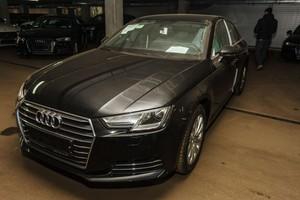 Авто Audi A4, 2017 года выпуска, цена 1 746 403 руб., Москва