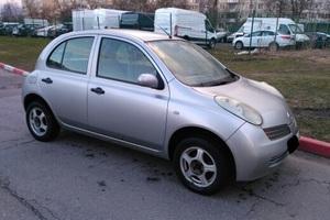 Автомобиль Nissan March, среднее состояние, 2003 года выпуска, цена 135 000 руб., Санкт-Петербург