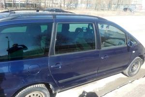 Автомобиль Volkswagen Sharan, хорошее состояние, 2002 года выпуска, цена 350 000 руб., Смоленск