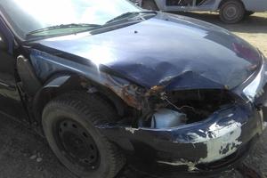 Автомобиль ГАЗ Siber, битый состояние, 2008 года выпуска, цена 180 000 руб., Ставрополь