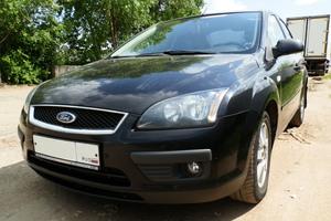 Подержанный автомобиль Ford Focus, хорошее состояние, 2006 года выпуска, цена 300 000 руб., Мытищи