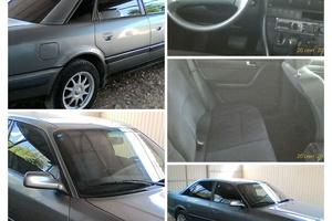 Автомобиль Audi 100, хорошее состояние, 1991 года выпуска, цена 180 000 руб., Ставрополь