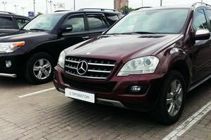 Авто Mercedes-Benz M-Класс, 2008 года выпуска, цена 949 000 руб., Москва