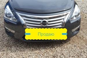 Подержанный автомобиль Nissan Teana, отличное состояние, 2014 года выпуска, цена 1 120 000 руб., Серпухов
