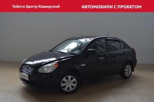 Авто Hyundai Verna, 2006 года выпуска, цена 219 000 руб., Москва