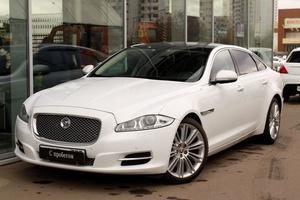 Авто Jaguar XJ, 2012 года выпуска, цена 1 875 000 руб., Москва