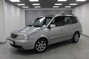 Авто Kia Carens, 2005 года выпуска, цена 248 000 руб., Москва