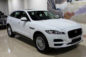Авто Jaguar F-Pace, 2016 года выпуска, цена 3 520 900 руб., Москва