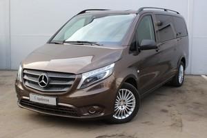 Авто Mercedes-Benz Vito, 2014 года выпуска, цена 2 269 000 руб., Москва