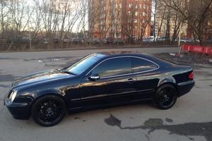 Автомобиль Mercedes-Benz CLK-Класс, отличное состояние, 2001 года выпуска, цена 400 000 руб., Щелково