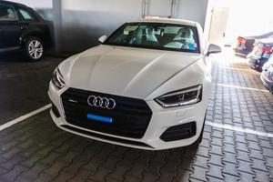 Авто Audi A5, 2017 года выпуска, цена 3 045 337 руб., Москва