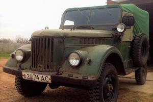 Автомобиль ГАЗ 69, хорошее состояние, 1967 года выпуска, цена 200 000 руб., Ахтубинск