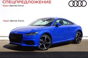 Новый автомобиль Audi TT, 2016 года выпуска, цена 3 622 980 руб., Сочи