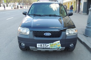 Автомобиль Ford Escape, хорошее состояние, 2006 года выпуска, цена 370 000 руб., Москва