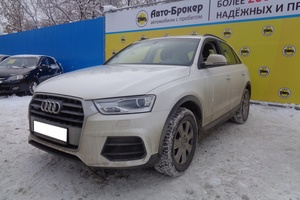 Авто Audi Q3, 2015 года выпуска, цена 1 659 000 руб., Самара