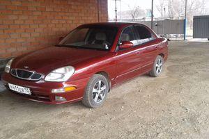 Автомобиль Daewoo Nubira, хорошее состояние, 2001 года выпуска, цена 180 000 руб., Краснодар