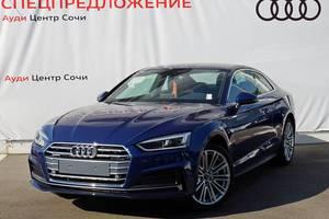 Новый автомобиль Audi A5, 2016 года выпуска, цена 2 661 000 руб., Сочи