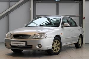 Авто Kia Spectra, 2005 года выпуска, цена 165 000 руб., Санкт-Петербург