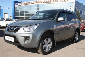 Авто Chery Tiggo, 2014 года выпуска, цена 569 000 руб., Санкт-Петербург