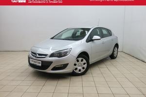 Авто Opel Astra, 2014 года выпуска, цена 624 266 руб., Москва