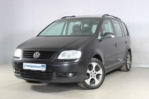 Авто Volkswagen Touran, 2004 года выпуска, цена 349 000 руб., Санкт-Петербург