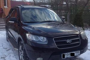 Подержанный автомобиль Hyundai Santa Fe, хорошее состояние, 2006 года выпуска, цена 500 000 руб., Кубинка