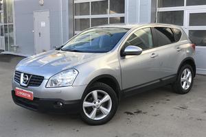 Подержанный автомобиль Nissan Qashqai, хорошее состояние, 2008 года выпуска, цена 485 000 руб., Казань