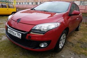Автомобиль Renault Megane, хорошее состояние, 2013 года выпуска, цена 530 000 руб., Сургут
