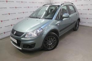 Авто Suzuki SX4, 2012 года выпуска, цена 580 000 руб., Москва