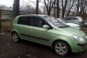 Подержанный автомобиль Hyundai Getz, отличное состояние, 2006 года выпуска, цена 215 000 руб., Люберцы