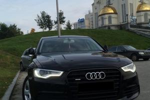 Автомобиль Audi A6, хорошее состояние, 2011 года выпуска, цена 1 100 000 руб., Челябинск