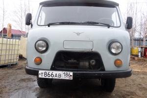 Подержанный автомобиль УАЗ 452, хорошее состояние, 2003 года выпуска, цена 150 000 руб., Сургут