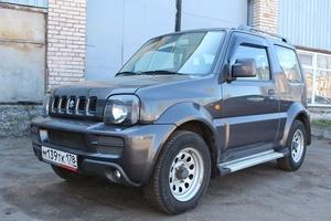 Автомобиль Suzuki Jimny, отличное состояние, 2012 года выпуска, цена 650 000 руб., Санкт-Петербург