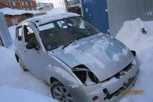 Автомобиль Toyota Will Vi, битый состояние, 2000 года выпуска, цена 70 000 руб., Ижевск