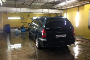 Автомобиль Mitsubishi Space Wagon, отличное состояние, 1998 года выпуска, цена 315 000 руб., Москва
