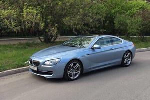 Автомобиль BMW 6 серия, отличное состояние, 2013 года выпуска, цена 2 650 000 руб., Москва