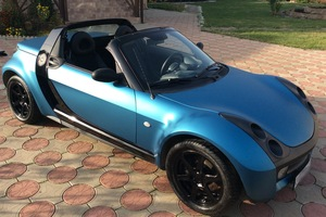 Автомобиль Smart Roadster, отличное состояние, 2006 года выпуска, цена 549 000 руб., Абинск