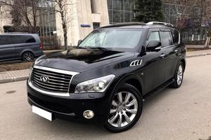 Авто Infiniti QX80, 2014 года выпуска, цена 2 349 000 руб., Московская область