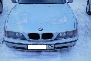 Автомобиль BMW 5 серия, хорошее состояние, 1998 года выпуска, цена 280 000 руб., Челябинск
