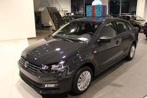Подержанный автомобиль Volkswagen Polo, отличное состояние, 2017 года выпуска, цена 619 000 руб., Челябинск