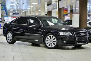Авто Audi A8, 2008 года выпуска, цена 677 777 руб., Москва