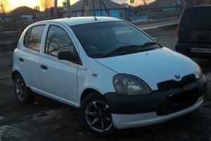 Подержанный автомобиль Toyota Vitz, хорошее состояние, 1999 года выпуска, цена 135 000 руб., Челябинск