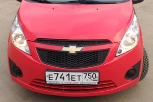 Автомобиль Chevrolet Spark, отличное состояние, 2013 года выпуска, цена 390 000 руб., Подольск